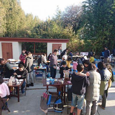 神野寺 餅つき会 家づくり イベント