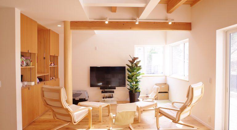 冬暖かく、夏涼しくを目指したフルリノベーションの家@横浜 の訪問会を行います。