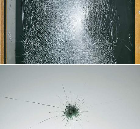 防犯合わせガラス