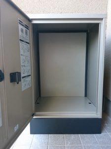 一戸建て用宅配ボックス