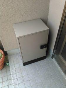 戸建て用宅配ボックス