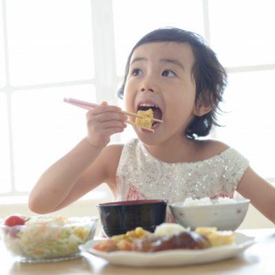 コロナ対策の食事