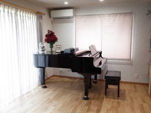 ピアノ教室リフォーム