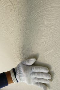 漆喰パターン